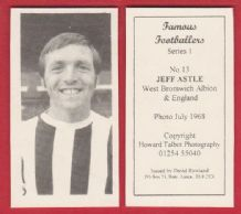 West Bromwich Albion Jeff Astle England